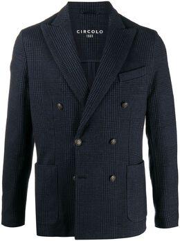 Circolo 1901 двубортный пиджак CN2870
