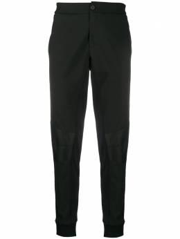 Les Hommes зауженные брюки средней посадки LJP304305H