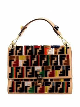 Fendi Pre-Owned сумка-тоут Kan I 363573