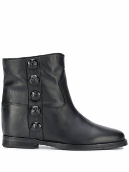 Via Roma 15 ботинки с заклепками 3194