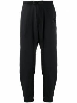 C.P. Company зауженные брюки 09CMSP083A005669G