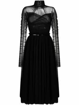 Brognano платье со сборками 29BR1A15204760