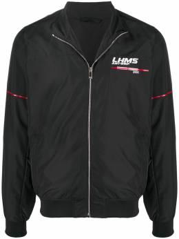 Les Hommes бомбер с логотипом LJO211250P
