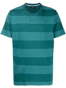 Ps by Paul Smith футболка в полоску M2R137SE20966