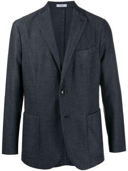 Boglioli однобортный пиджак N1302QBPC414