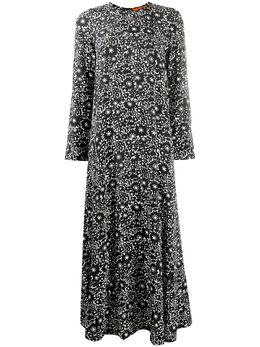 Colville платье макси с цветочным принтом CVF20521B
