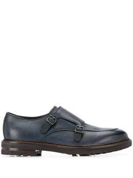Henderson Baracco туфли монки 80214