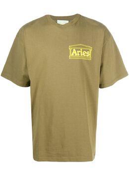 Aries футболка с логотипом FRAR60000