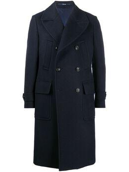 Drumohr двубортное пальто DC495165