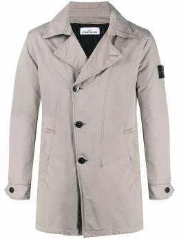 Stone Island двубортная куртка 731542149