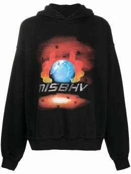 Misbhv худи Globe Crystals 120M371