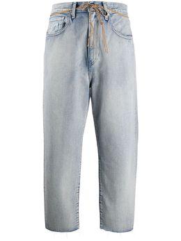Levi's: Made&Crafted укороченные джинсы Barrel 29315
