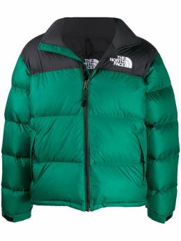 The North Face пуховик с вышитым логотипом NF0A3C8D1