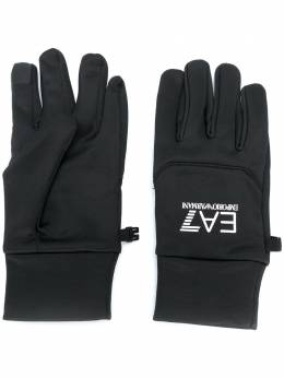 Ea7 перчатки с логотипом 275783CC810