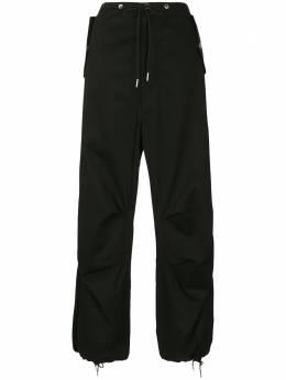 Dion Lee брюки свободного кроя A2209F20