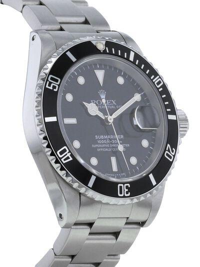 Rolex наручные часы Submariner 1998-го года 365450 - 2