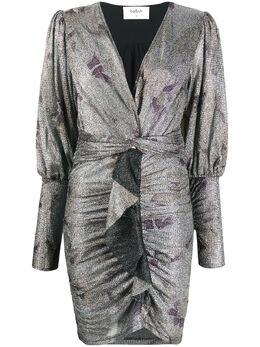 Ba&sh платье мини Lizie со сборками 1H20LIZI