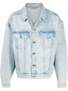 Allsaints джинсовая куртка Denby DENBYMA009S