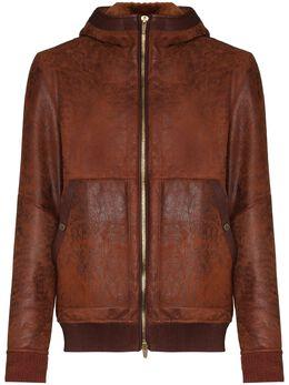Ajmone куртка Lacon с капюшоном Z1M4OD