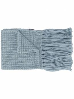 Rossignol шарф с бахромой RLJWF06