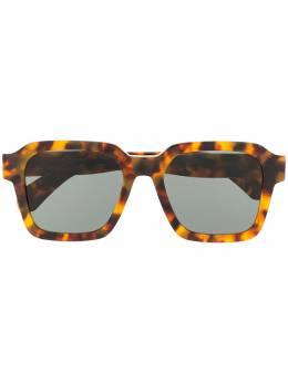 Retrosuperfuture солнцезащитные очки в квадратной оправе 0CGACETATOHAVANA