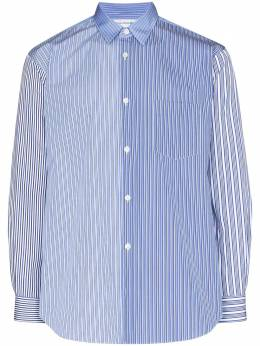Comme Des Garcons Shirt рубашка в полоску FO10B2012