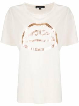 Markus Lupfer футболка с короткими рукавами и принтом TEE412
