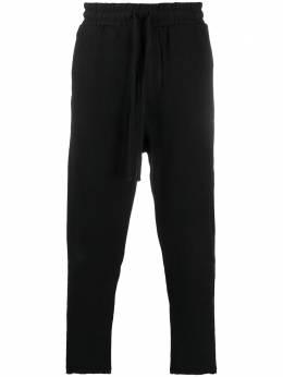 Thom Krom спортивные брюки кроя слим MST203