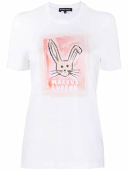 Markus Lupfer футболка Kate Bunny TEE435