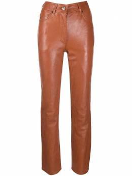 Saks Potts брюки Rosita с тисненым логотипом 35013