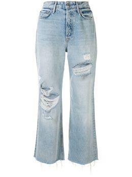 Grlfrnd укороченные джинсы Bobbi GF42088501406