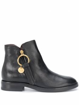 See By Chloe ботинки Louise на молнии SB33110A1001
