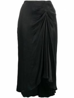Ba&sh юбка миди Brylee 1E20BRYL