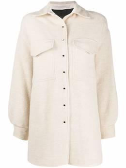 8Pm пальто-рубашка на пуговицах STOVIGLIA