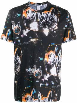 Comme Des Garcons Shirt футболка с абстрактным принтом W28105C1