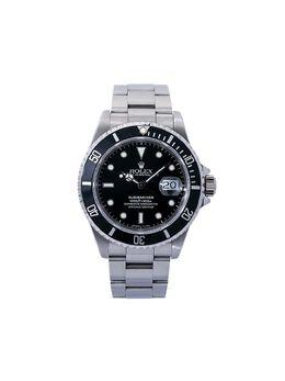 Rolex наручные часы Submariner 40 мм 1992-го года 16610