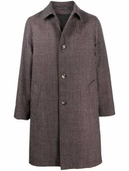 Marni твидовое пальто TUMU0049U0S42079
