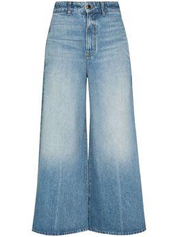 Khaite джинсы Darcy широкого кроя 1056059100CODENIMBOIS