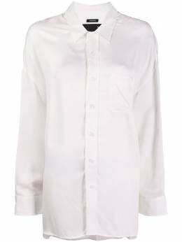R13 рубашка оверсайз R13W7469SY1