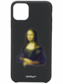 Off-White чехол Blurred Monalisa для iPhone 11 Pro Max OMPA019F20PLA0061060