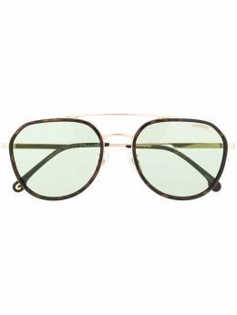 Carrera солнцезащитные очки-авиаторы с затемненными линзами 20272006J55GP