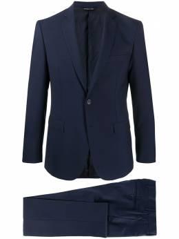 Tonello строгий костюм с однобортным пиджаком 01AD240Y1063U