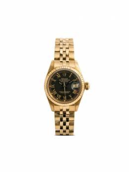 Rolex наручные часы Datejust 26 мм 1980-х годов pre-owned 6917