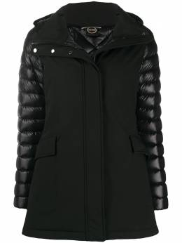 Colmar куртка с капюшоном и стеганой вставкой 225130TW