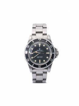Rolex наручные часы Submariner 40 мм 1968-го года 5513