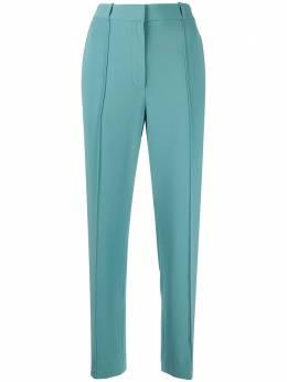 Dvf Diane Von Furstenberg укороченные брюки кроя слим 15301DVF