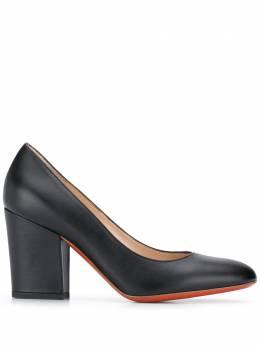 Baldinini туфли на массивном каблуке 959302P81WNAPI152