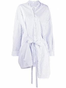 Enfold рубашка асимметричного кроя с поясом 300DS3301630