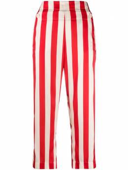 Jejia укороченные брюки в полоску 2839J1P001205062