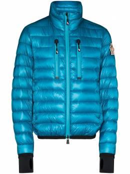 Moncler Grenoble лыжная куртка-пуховик F20971A50910539YL